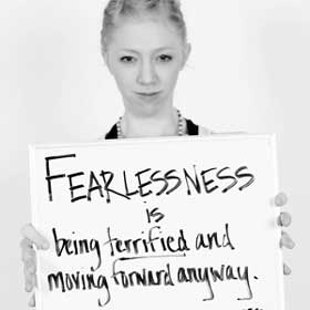 One Million Faces - Fearlessness